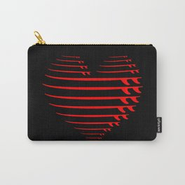 LOVE SURFING Carry-All Pouch