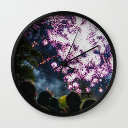 Light The Night Wall Clock