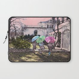 3 Umbrella's! Laptop Sleeve