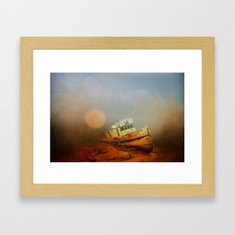 Out of Time Framed Art Print