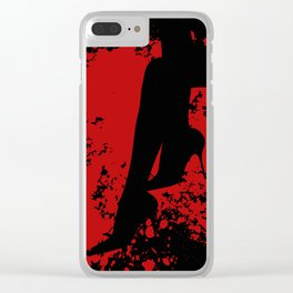 Killer Heels Clear iPhone Case