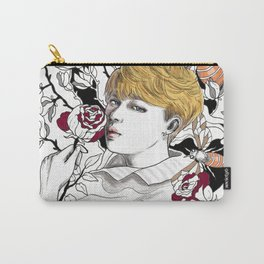 BTS Jimin Carry-All Pouch