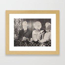 Relative Values Framed Art Print