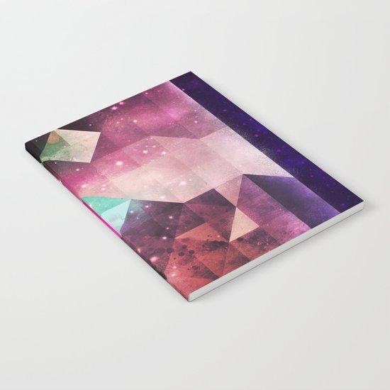 lyyk fyrwyrd Notebook