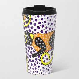 B'alam/Jaguar – Intention and Strength Travel Mug