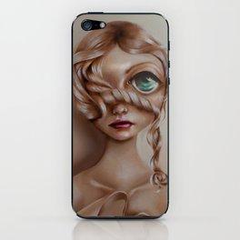 Miss Vanilla iPhone Skin