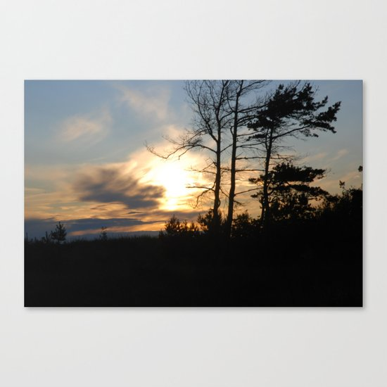 Sunset 6 Canvas Print