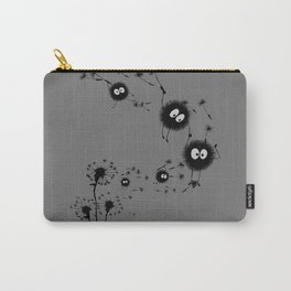 Flying Susuwatari Carry-All Pouch