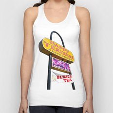 Happy Teriyaki Unisex Tank Top