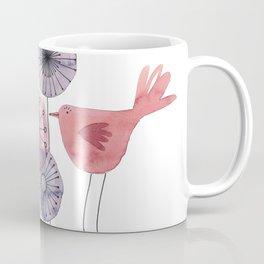 """Birdy """"Speak to me!"""" Coffee Mug"""