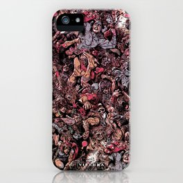 Infinite Battle Of Quantum Stacked SurReality iPhone Case