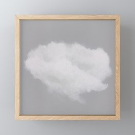 Dare to Dream - Cloud 44 of 100 Framed Mini Art Print
