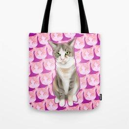 Keeley Kat Jackson Tote Bag
