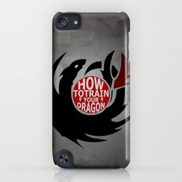 How To Train Your Dragon (Hiccup's Shield) iPhone Case