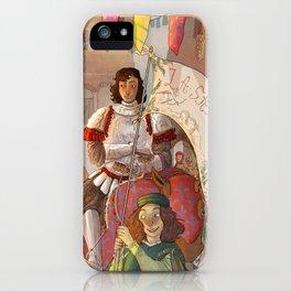 Giostra iPhone Case