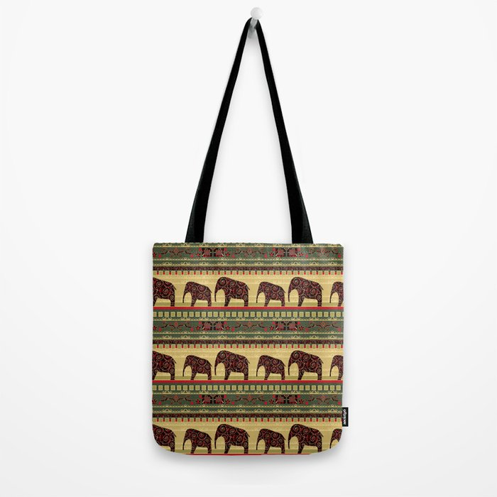 African motifs. Tote Bag