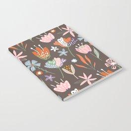 fall scandinavian design Notebook