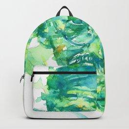 MAHATMA GANDHI portrait Backpack