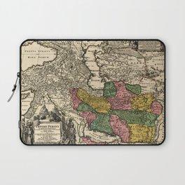 Map of Iran (1724) Laptop Sleeve