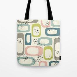 Mid Century Modern Shapes #society6 #buyart Tote Bag