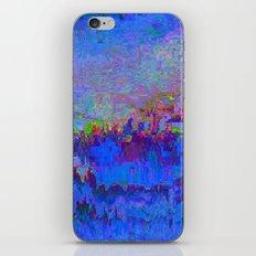 08-20-13 (Skyline Glitch) iPhone & iPod Skin