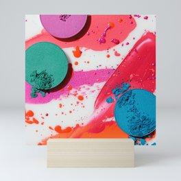 Skincare is Art 8 Mini Art Print