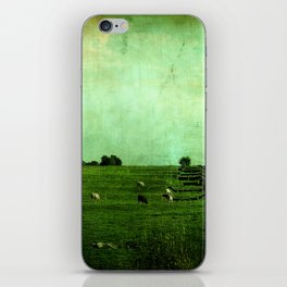 The Green Yonder iPhone Skin