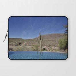 Water- Pool View Laptop Sleeve