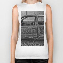 Rusty car Biker Tank