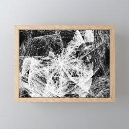 Blurry Vision Framed Mini Art Print