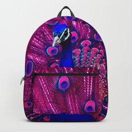 Peacock Pink 85 Backpack