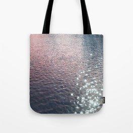Stars in Water Tote Bag