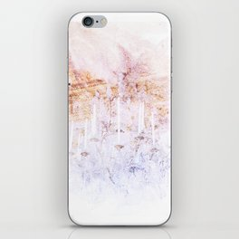 Palace Chandelier 3 iPhone Skin