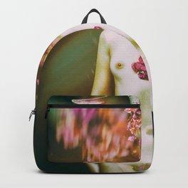 fake heart Backpack