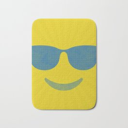 Summertime Shade Bath Mat