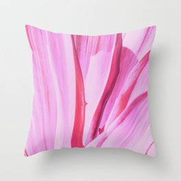 Ultra Violet Throw Pillow