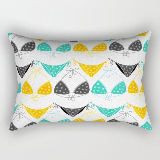 Bikini Collection #3 Rectangular Pillow