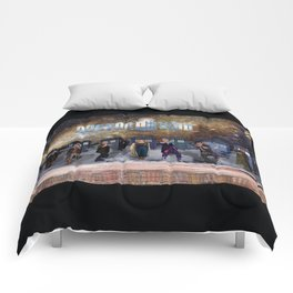 7 Doctors and the Daleks Comforters