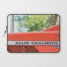 Allis - Chalmers Vintage Tractor Laptop Sleeve