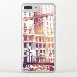 Sao Paulo Clear iPhone Case