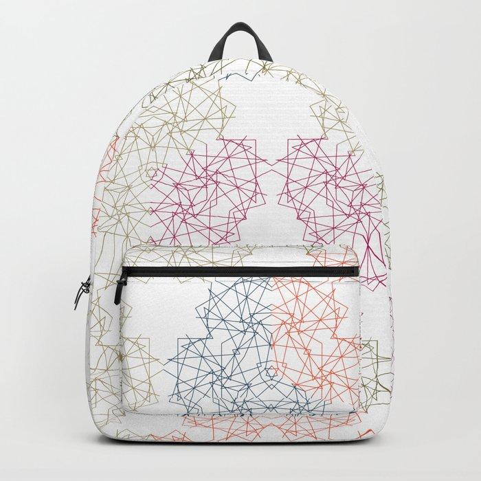 FlowerNet Backpack