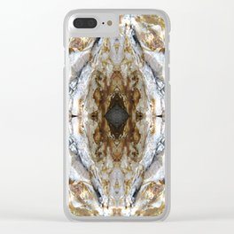 Holy Realm Clear iPhone Case