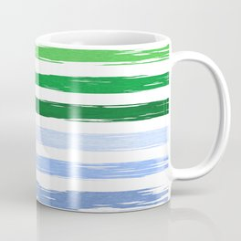 Colorful stripes pattern Coffee Mug