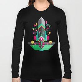 garden swordfish Long Sleeve T-shirt