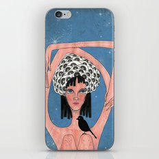 protect own area iPhone Skin