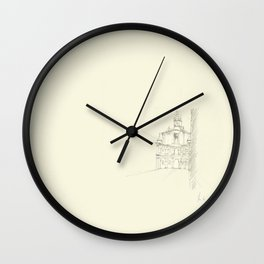 S_Ivo Wall Clock