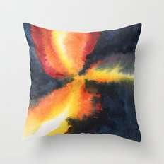 Fields Throw Pillow
