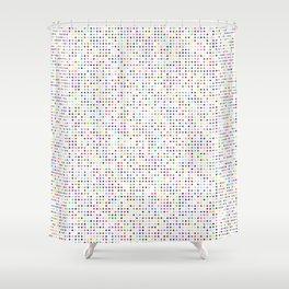 Small Hirst Polka Dot Shower Curtain
