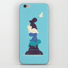 Birdie iPhone Skin