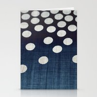 indigo Stationery Cards featuring Indigo by Good Sense